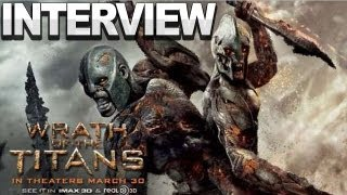 Wrath of the Titans - The Creatures of Wrath of the Titans