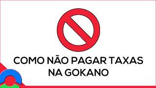 GOKANO - Como NÃO PAGAR TAXAS nos PRÊMIOS RECEBIDOS!!