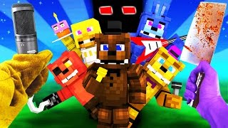 Realistic Minecraft Movie - FNAF MOVIE IN REAL LIFE!