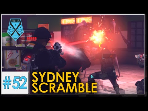 XCOM: War Within - Live and Impossible S2 #52: Sydney Scramble