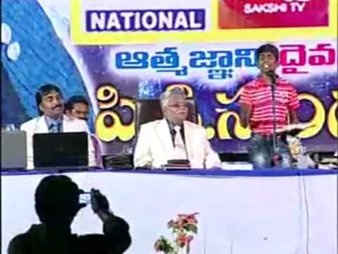 21 12 2012 Abhigna Sunder  Hyderabad Day 3 video