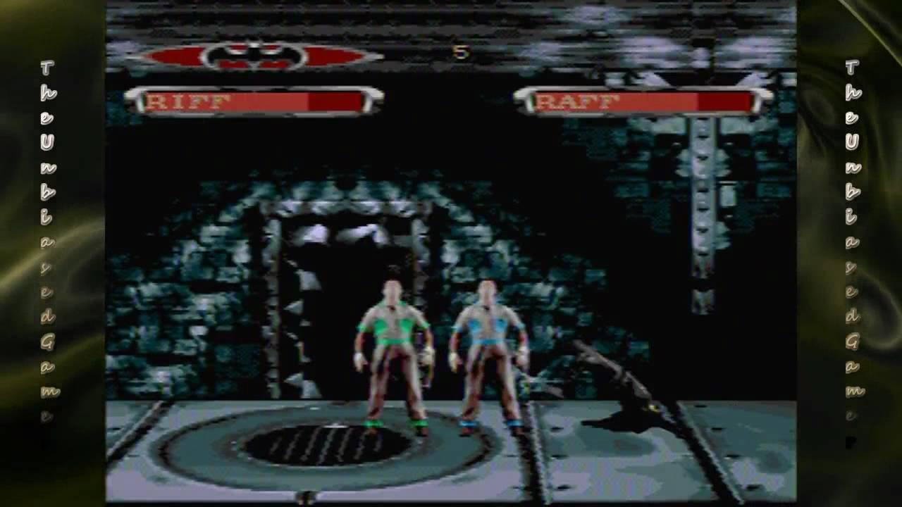 Batman Forever Sega Genesis Gameplay Youtube