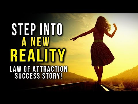 Leave The Past Behind So You Can Focus On Your Future! Law of Attraction Motivational Success Story