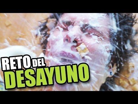 RETO DEL DESAYUNO, REGALOS Y RANDOM video