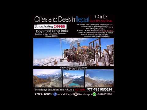 15th FEB, 2015 - Offers & Deals in Nepal