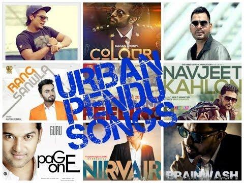 Greatest Urban Pendu Songs Jukebox | Super Hit Punjabi Songs | Punjabi Urban Pendu Songs 2014