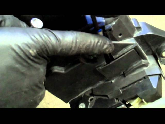 How to fix the locks and door handle on a Mini Cooper ...