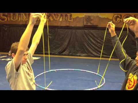 Hula Hoop Hanging Youtube