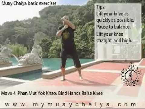 Ten basic exercises of Muay Thai Chaiya Image 1