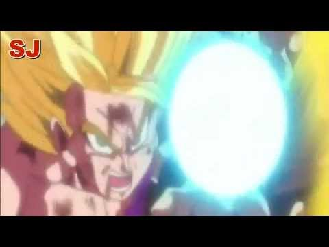 Dragon Ball Kai Amv Gohan Vs Cell(full Battle) video
