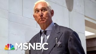 Mueller Circling Roger Stone With New Russia Probe Subpoena | The Beat With Ari Melber | MSNBC