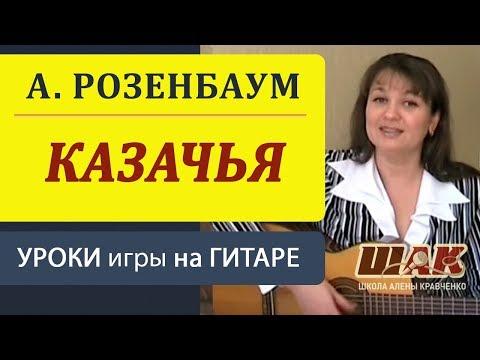 Как научиться играть на гитаре. Песня