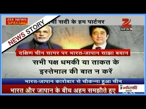 China in panic after India-Japan landmark civil nuclear deal