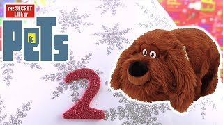 Unwrapping Ty Secret Life of Pets Plushie | 12 Days of Christmas: DAY 2 | Toy Store - Toys for Kids