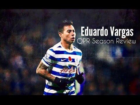 Eduardo Vargas - Skills and Goals 14/15 - Season Review QPR