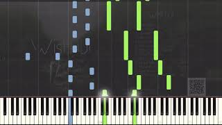 Dyathon Maybe Piano Tutorial Synthesia