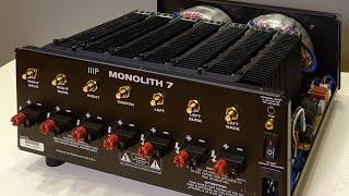 Emotiva XPA-7 GEN 3 Vs Monoprice Monolith 7x200