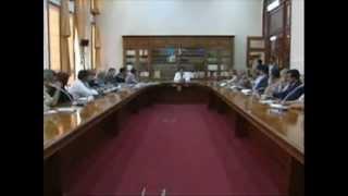 The Meeting of the Al Gaddafi with European & American Writers, International Intelektuals