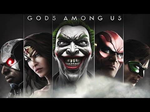Descargar e Instalar Injustice: Gods Among Us Ultimate Edition Full en Español PC - HD