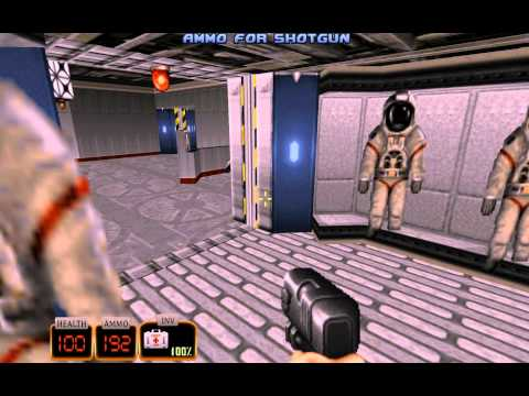 Duke Nukem 3D - 13 Lunar Apocalypse - Dark Side