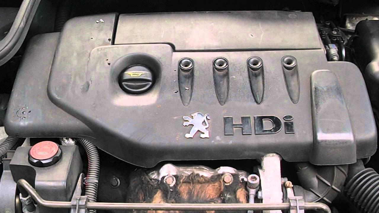 Peugeot 206 1.4 Hdi Engine Peugeot 206 2002 1.4 Hdi