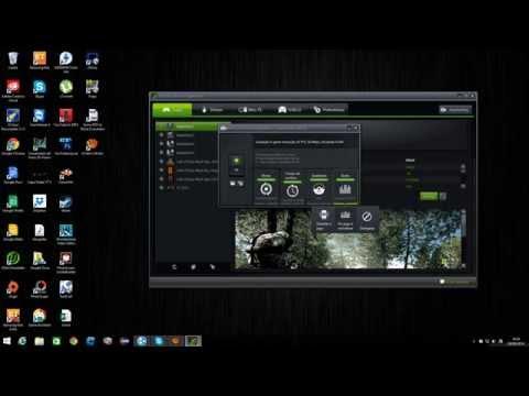 Melhor Gravador para Games e Desktop - ShadowPlay