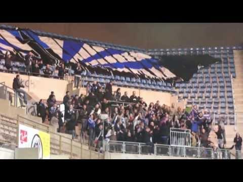 Pour ceux qui ont sorti le stade de la Meinau à l'heure ... Für alle, die das Stadion an diesem Abend zu früh verlassen haben ...