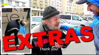 Extra Footage | Homeless Gets $1000 For His Honesty (Wallet Theft Experiment)