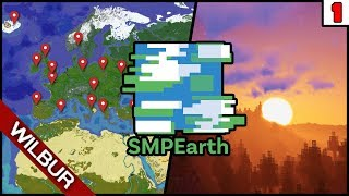 So I Made Earth with Factions in Minecraft (SMPEarth 1)