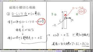 高校物理解説講義:「電磁誘導」講義7