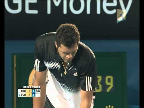 Tsonga v Djokovic: 2008 Australian Open Men's Final Highlights