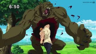A real historia do escanor-Nanatsu no taizai