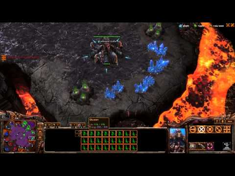 OMZ and SCVRush Double Header vs. Double Protoss - Bewm! (boom)