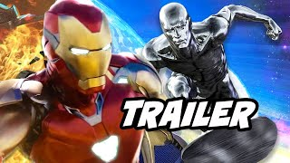 Marvel Avengers Trailer E3 2019 - Avengers and Spider-Man Easter Eggs Breakdown