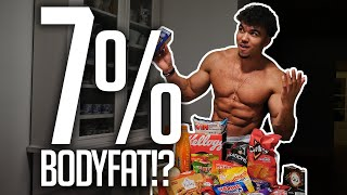 Road To Stage: 12 Weeks Out | What I Eat To Get Shredded?!