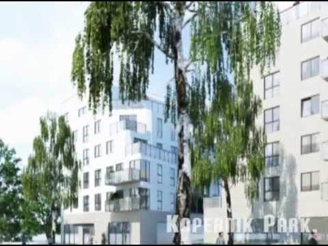 Kopernik Park Olsztyn - Spacer Wirtualny