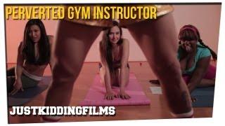 Perverted Gym Instructor