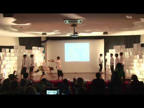 Performance: Epic Arts at TEDxPhnomPenh