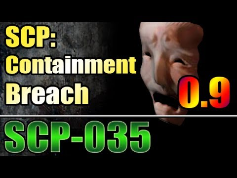 SCP-035 (New!) - SCP Containment Breach v0.9