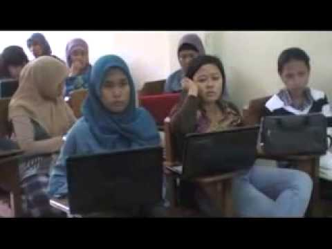 Launching E-learning STKIP BIM