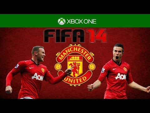 FIFA 14 Xbox One - Manchester United Career Mode Ep. 3