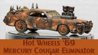 Hot Wheels Custom Post Apocalypse Zombie Eliminator