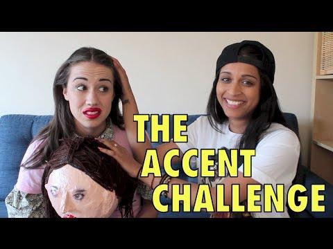 ACCENT CHALLENGE! w IISUPERWOMANII