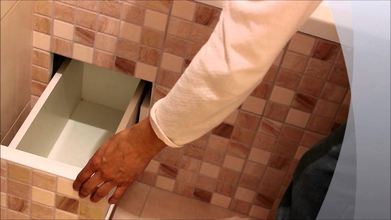 Укладка плитки на короб своими руками