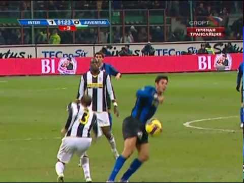 Stagione 2008/2009 - Inter vs. Juventus (1:0)