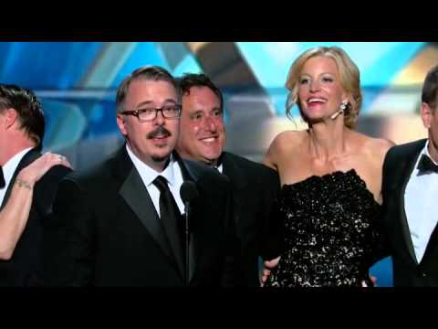 Breaking Bad wins Best Drama Series at the 2013 Primetime Emmy Awards