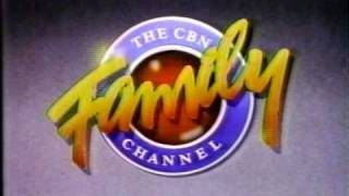 CBN Family Channel (now ABC Family) Sign-Off from Summer 1989