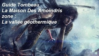 Rise Of The Tomb Raider Soluce Tombeau La Maison Des Amoindris