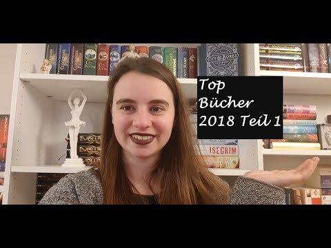 Top Bücher 2018 Teil 1