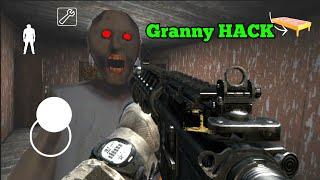 Granny new hack freezi granny/ must watch
